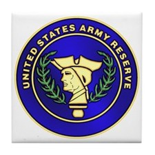 Army Reserve Tile Coaster
