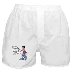The Mean Goat Boxer Shorts
