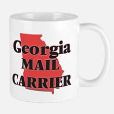 Georgia Mail Carrier Mugs