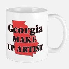 Georgia Make Up Artist Mugs