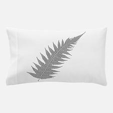 Silver Fern Aotearoa Pillow Case