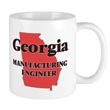 Georgia Manufacturing Engineer Mugs