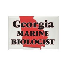Georgia Marine Biologist Magnets