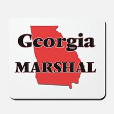 Georgia Marshal Mousepad
