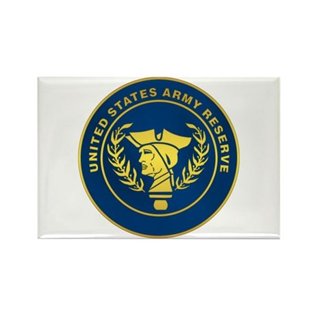 Army Reserve Rectangle Magnet