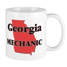 Georgia Mechanic Mugs