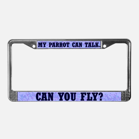 Can You Fly? License Plate Frame