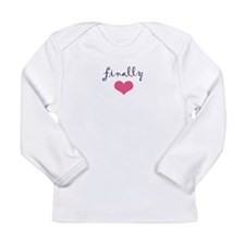 Funny After Long Sleeve Infant T-Shirt