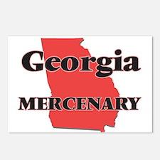 Georgia Mercenary Postcards (Package of 8)