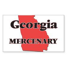Georgia Mercenary Decal