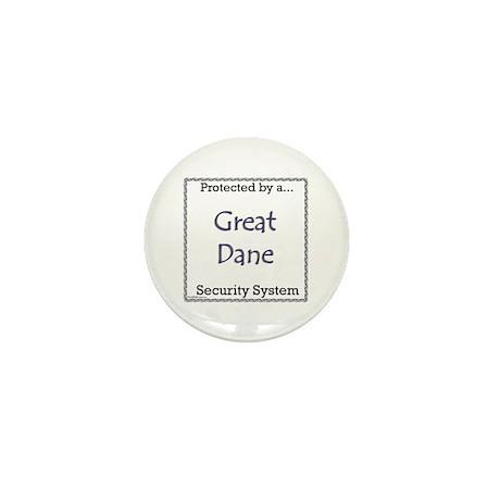 Dane Security Mini Button