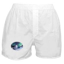 Winter Wolf 2015 Boxer Shorts