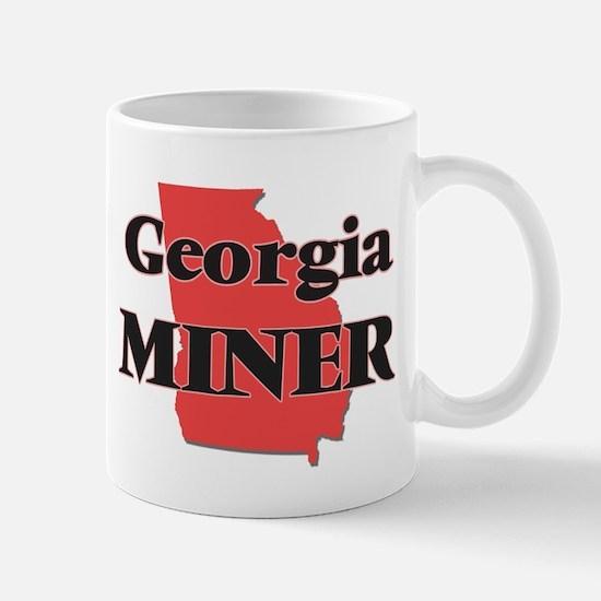 Georgia Miner Mugs
