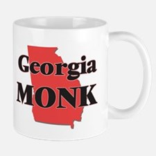 Georgia Monk Mugs
