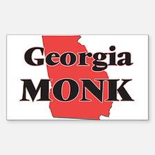 Georgia Monk Decal