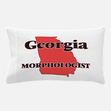 Georgia Morphologist Pillow Case