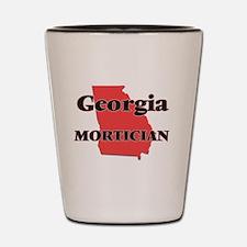 Georgia Mortician Shot Glass