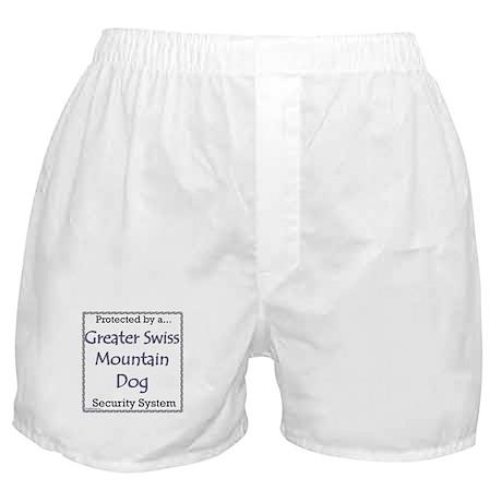 Swissy Security Boxer Shorts