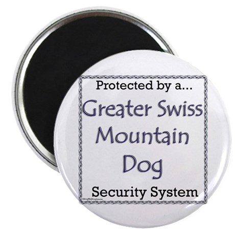Swissy Security Magnet