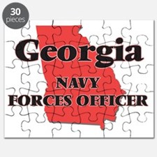 Georgia Navy Forces Officer Puzzle