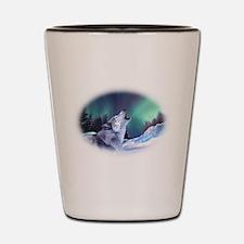 Winter Wolf 2015 Shot Glass