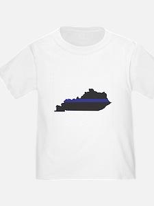 Kentucky Thin Blue Line T-Shirt