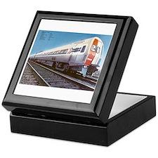 Amtrak Budd Metroliners Keepsake Box