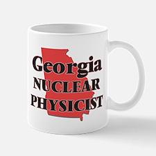 Georgia Nuclear Physicist Mugs