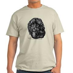 Happy, Mixed Breed, T-Shirt
