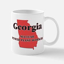 Georgia Nuclear Power Plant Worker Mugs