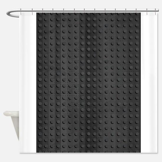 Unique Fiber Shower Curtain
