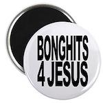 Bonghits 4 Jesus Magnet
