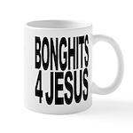 Bonghits 4 Jesus Mug