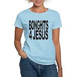 Bonghits 4 Jesus Women's Light T-Shirt