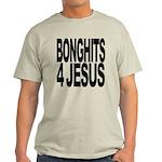 Bonghits 4 Jesus Light T-Shirt