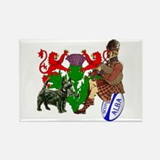 Scotland Rugby Magnets