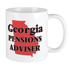 Georgia Pensions Adviser Mugs