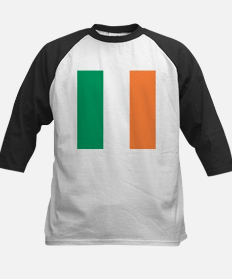modern ireland irish flag Baseball Jersey