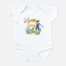 Plow Boy Infant Bodysuit