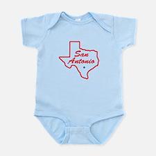 Texas - San Antonio Body Suit