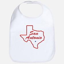 Texas - San Antonio Bib