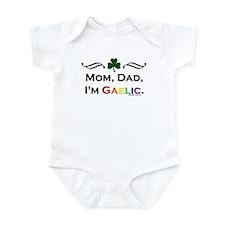 Gaelic Infant Bodysuit