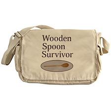 Wooden Spoon Survivor Messenger Bag
