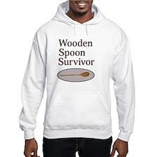 Wooden Spoon Survivor Hoodie