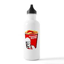 Cute President race Water Bottle