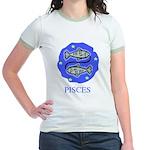 Pisces Jr. Ringer T-shirt