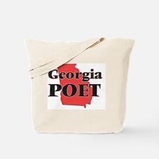 Georgia Poet Tote Bag