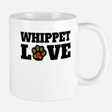 Whippet Love Mugs