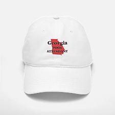 Georgia Pool Attendant Baseball Baseball Cap