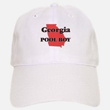 Georgia Pool Boy Baseball Baseball Cap